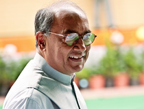 Digvijaya Singh being the tallest Congress leader from MP, it's anybody's guess whether the six month padayatra will turn into a mass-contact programme.