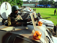 Government to procure 1.86 lakh bullet proof jackets for soldiers