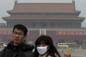 Fewer 'good air' days in China despite official efforts