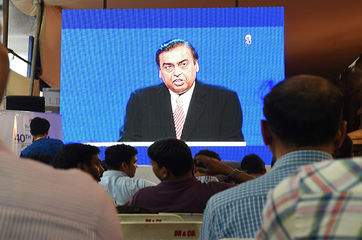 What took West 300 years, China 30 years, India will achieve in just 10 years: Mukesh Ambani