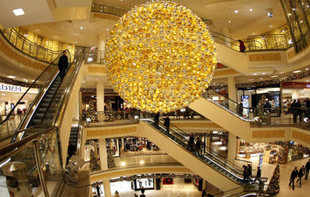 The Mall Mania Emptier malls Mall: Place to socialise Career in retail
