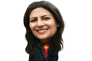 Meet Preet Kaur Gill, Britain's first Sikh woman MP