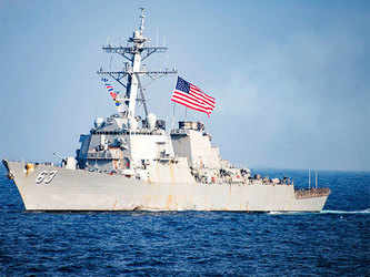 China under pressure as Trump gives US Navy more freedom in South China Sea