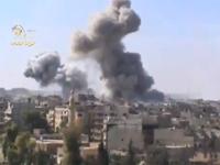 Syrian warplanes strike near Damascus despite ceasefire: Syrian Observatory