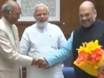 Ramnath Kovind Journey of lawyer to 1st citizen of India