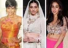 Abu Jani And Sandeep Khosla's Starstruck Bridal Collection