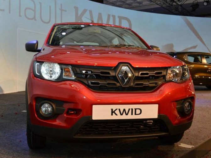 Image result for Renault Kwid Hits New Sales Milestone in India