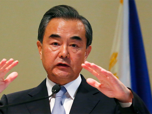 India should 'conscientiously withdraw' to end standoff: Chinese foreign minister