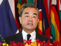 "India should ""conscientiously withdraw"" to end standoff: Wang Yi"