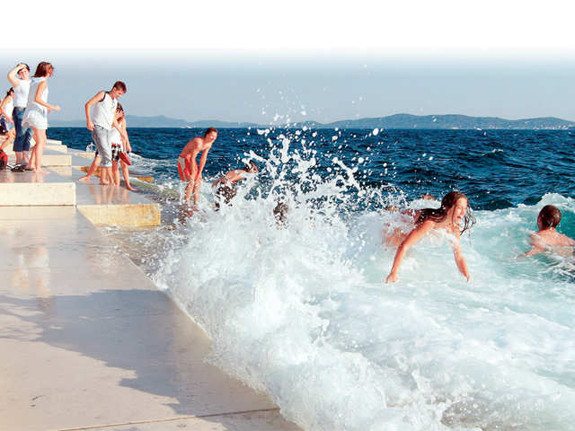 Dive in to have some fun in Croatia this monsoon