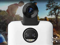 According to the company, Moto 360 Camera Mod can also be used for live streaming videos.