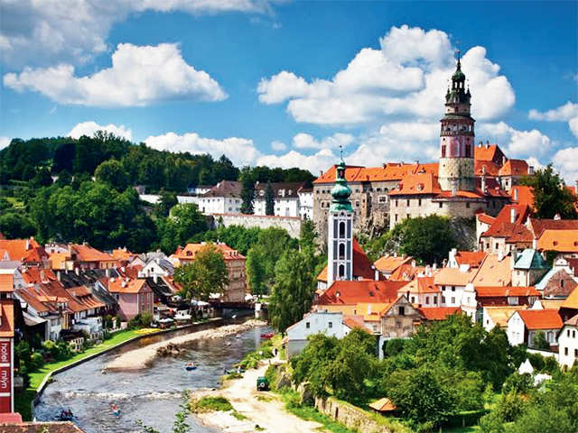 The old-world charm of Prague offers perfect backdrop for any storyline