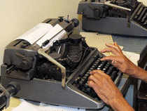 The roughly 3,500 institutes teaching the antiquated ways of the typewriter across Maharastra state will be phased out as India pushes ahead with a drive to digitize the economy.