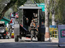 This move might be taken in order to reduce the number of injuries the soldiers suffer when faced with armed militants or even stone-pelting protesters.