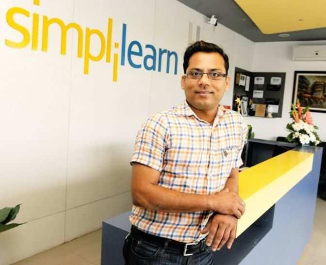 Gupta taught me how big cos are run: Krishna Kumar, CEO, Simplilearn