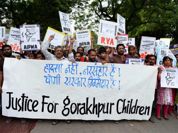 Gorakhpur tragedy: 'Hero doctor' Kafil Khan removed as ward head