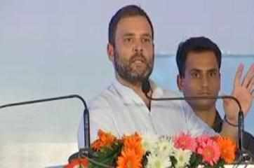Rahul slams Centre, says in 3 years Modi govt created problems with friendly nations
