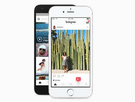 Instagram gets another upgrade! You can now reply to Direct messages with a photo or video