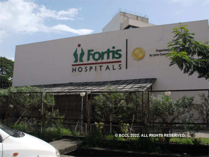 Shares of Fortis Healthcare plunge over 7%