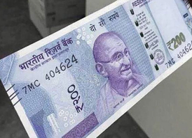 RBI gets govt's go-ahead to print Rs 200 notes