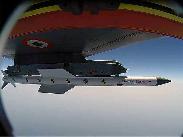 Astra missile's final development flight trials successful