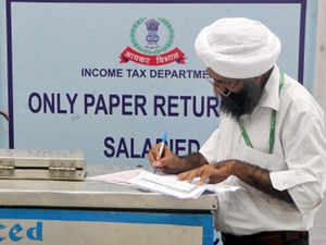 new itr forms   income tax: income tax department wants to