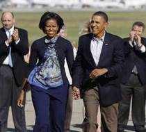 Barack and Michelle's Mumbai darshan plans