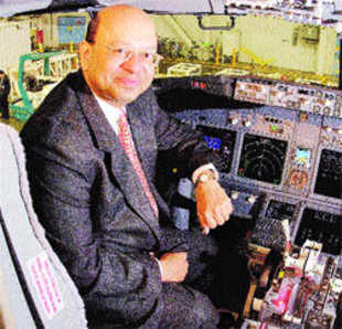 Dinesh Keskar, Head, Boeing India