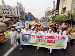 Campaign against Corruption