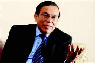 Pratip Chaudhuri, SBI Chairman