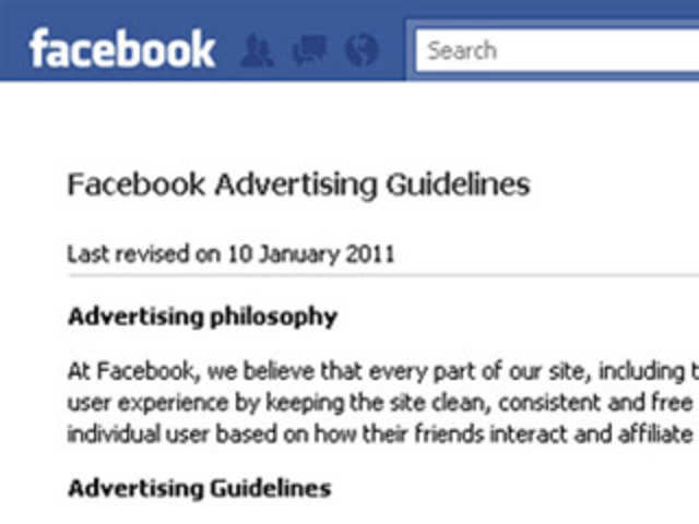 facebook advertising guidelines dating Have to follow additional guidelines in order for us to be able to work with opting out of personalized advertising protection against invalid traffic media presence (eg, buying traffic or facebook likes), alter review ratings ( eg, alcohol, gambling, dating, pornography) sexual behavior, identity,.