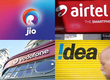 Telecom players Vodafone & Airtel offering the moon in voice and data to counter R-Jio this Diwali