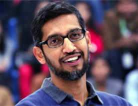 Pichai receives $199 mn stock from Alphabet Inc