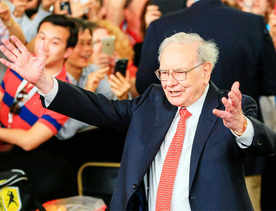 Warren Buffett defends Berkshire's big Coke stake