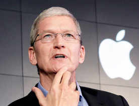 Apple sees huge mkt potential in India: Tim Cook