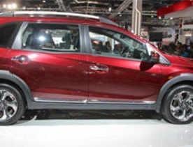 Honda Cars launches BR-V at Rs 8.75 lakh