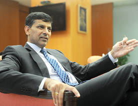 Centre in no hurry to decide RBI governor Rajan's fate