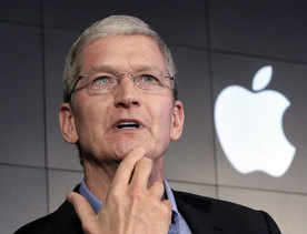 Govt won't ease sourcing norm for Apple in India
