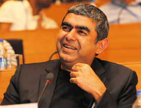 Infy trains its top guys to start thinking like Sikka