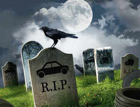 How old vehicles can be given clean & timely burial