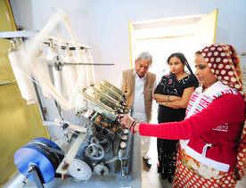 Khadi units' sales soar 14% to Rs 36,425 crore