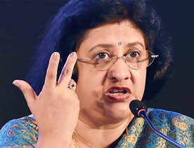 Arundhati Bhattacharya may get 1-year extension