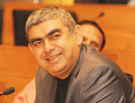 Infosys' Vishal Sikka sees improved Q2 performance