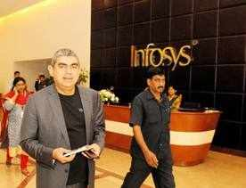 Sikka doesn't want Infosys to do just plain tech work