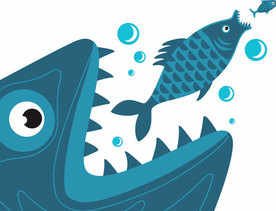Global tech giants fish in Indian startup space
