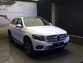 Mercedes-Benz launches 'Made in India' GLC at Rs 48L