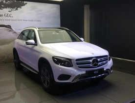 Mercedes-Benz launches 'Made in India'GLC atRs48L