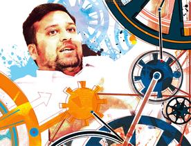 Binny Bansal making Flipkart a leaner organisation
