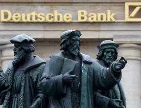 Deutsche Bank: Is European bailout on the table?