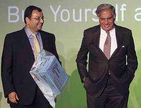 Cyrus Mistry's ouster: Do we say goodbye Tata?